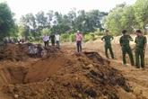 Khởi tố vụ án chôn chất thải Formosa ở Kỳ Anh, Hà Tĩnh
