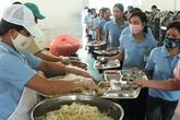 Những nguy cơ từ bếp ăn tập thể và suất ăn sẵn tại Long An