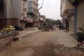 """Quận Đống Đa, Hà Nội: Bao giờ """"đường ổ gà"""" được cải tạo?"""