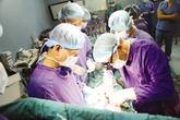Những điều chưa kể về ca ghép đa tạng mới đây: Kéo dài cuống tim cho bệnh nhân