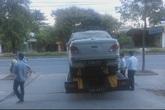 """Vụ """"xe Mazda vừa mua đã chết"""": Nội bộ đùn đẩy vì sợ trách nhiệm"""
