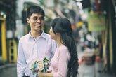 """Chàng trai khiếm thị vỡ òa hạnh phúc vì lấy được vợ """"kim cương"""""""