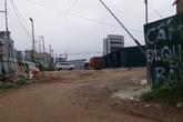 Cầu Giấy, Hà Nội: Hô biến đất quy hoạch trường học thành kho bãi để trục lợi