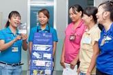 Chăm sóc SKSS-KHHGĐ cho nữ công nhân tại TP HCM: Mô hình nhân văn của ngành Dân số