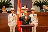 Tân Thủ tướng Nguyễn Xuân Phúc: Sẽ đẩy mạnh toàn diện công cuộc đổi mới
