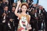 """Giải mã """"chiến lược hình ảnh"""" của Angela Phương Trinh tại LHP Cannes"""