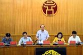 Thủ tướng Nguyễn Xuân Phúc làm việc với Hà Nội về ATTP: Nếu để dân bị ngộ độc thì phải điều tra, xử lý nghiêm