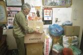 Cựu chiến binh 26 năm đi xin quần áo ủng hộ người nghèo