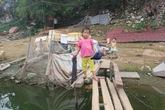 Xóm tạm ở Thủ đô trước dịch bệnh truyền nhiễm (1): Những đứa trẻ ở nơi muỗi nhiều như rắc trấu
