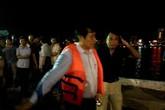 Lật tàu du lịch trên sông Hàn: Nhiều người mất tích
