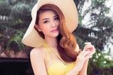 Vẻ đẹp nóng bỏng khó cưỡng của tân Nữ hoàng sắc đẹp toàn cầu Ngọc Duyên