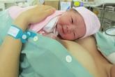 Phương pháp 'da kề da' cứu sống nhiều trẻ sinh non