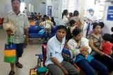 Đà Nẵng: Mỗi ngày có khoảng 1.300 – 1.400 bệnh nhi đến khám và nhập viện