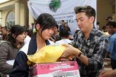 """Hoa hậu Thu Hoài nói gì trước tin đồn Đàm Vĩnh Hưng """"ăn chặn"""" tiền từ thiện?"""