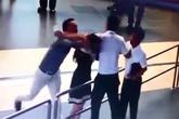 """Sa thải cán bộ Thanh tra Giao thông """"bắt nạt"""" nữ nhân viên sân bay"""