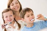 Cách chăm sóc răng tốt nhất cho bé
