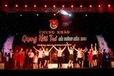 Hơn trăm đoàn viên thanh niên tham gia cuộc thi Giọng hát trẻ Hải Phòng năm 2016