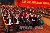 Công bố danh sách Đoàn chủ tịch Đại hội XII