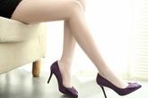 Đi giày cao gót thường xuyên dễ bị ung thư