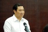 Chủ tịch Đà Nẵng ngấn lệ khi khen thưởng những người cứu nạn vụ chìm tàu