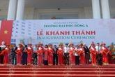 Khánh thành cơ sở mới trường Đại học Đông Á Đà Nẵng