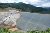 Vỡ cống dẫn dòng thủy điện Sông Bung 2, chưa xác định được số người chết