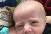 Bé 4 tháng tuổi có khuôn mặt biểu cảm nhất thế giới