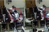 Chàng trai bị điện giật chết vì vừa sạc pin vừa chơi điện thoại
