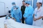Nữ quân nhân được ghép thận nguyện hiến xác cho y học