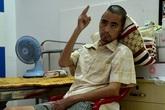 Gia đình đưa diễn viên Nguyễn Hoàng về quê điều trị tai biến