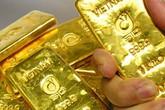 Giá vàng SJC tăng cao hơn vàng thế giới 490.000 đồng/lượng