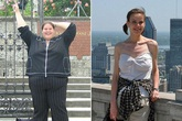 Câu chuyện kinh ngạc của cô gái giảm từ 187kg xuống còn 49kg và hậu quả đáng tiếc