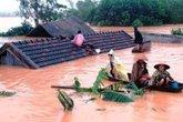 Hình ảnh Quảng Bình tan hoang vì mưa lũ, 17 người chết và mất tích