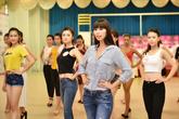 Hoa hậu Việt Nam 2016: Siêu mẫu Hà Anh khắt khe huấn luyện thí sinh