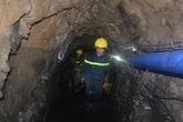 Quảng Ninh: Bục bùn hầm lò, 1 công nhân mắc kẹt