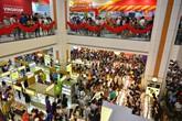 Khai trương trung tâm thương mại Vincom đầu tiên ở Thái Bình