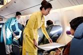 """Nghẹt thở cứu sống hành khách """"sốc phản vệ"""" đi máy bay"""