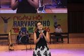 Ca sỹ Mỹ Linh hào hứng đem âm nhạc vào trường Harvard nhỏ