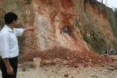 Phát hiện hai vợ chồng bị chôn vùi trong hầm cao lanh