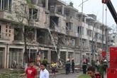 Phát hiện vật liệu dùng chế tạo bom ở hiện trường vụ nổ tại Hà Đông