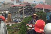 Thái Bình: Nồi hơi phát nổ làm 4 người chết, 11 người bị thương