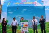 Vinamilk và Tetra Pak chính thức khởi động chương trình sữa học đường năm học 2016 -2017