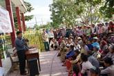 1.500 suất quà tiếp tục đến với người dân vùng lũ Quảng Bình