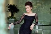 Huyền My gợi ý trang phục tông đen cho tuần mới
