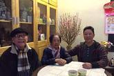 Cái Tết sum vầy hiếm hoi của gia đình nhạc sĩ Hoàng Vân