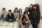 Hà Nội: Nhóm 9 học sinh nam nữ 14 tuổi bị bắt gặp ở cùng 1 phòng trong nhà nghỉ