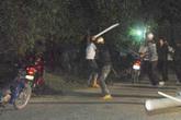 Thái Nguyên: Hỗn chiến kinh hoàng, 2 người thương vong