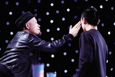 Nhạc sĩ Huy Tuấn tát thí sinh để… gây chú ý?