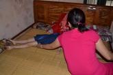 """Bé gái 4 tuổi nghi bị xâm hại: """"Cháu hay bị nôn và sốt cả đêm"""""""
