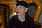 """Bí quyết trường thọ """"sống không giận ai"""" của cụ bà 107 tuổi"""